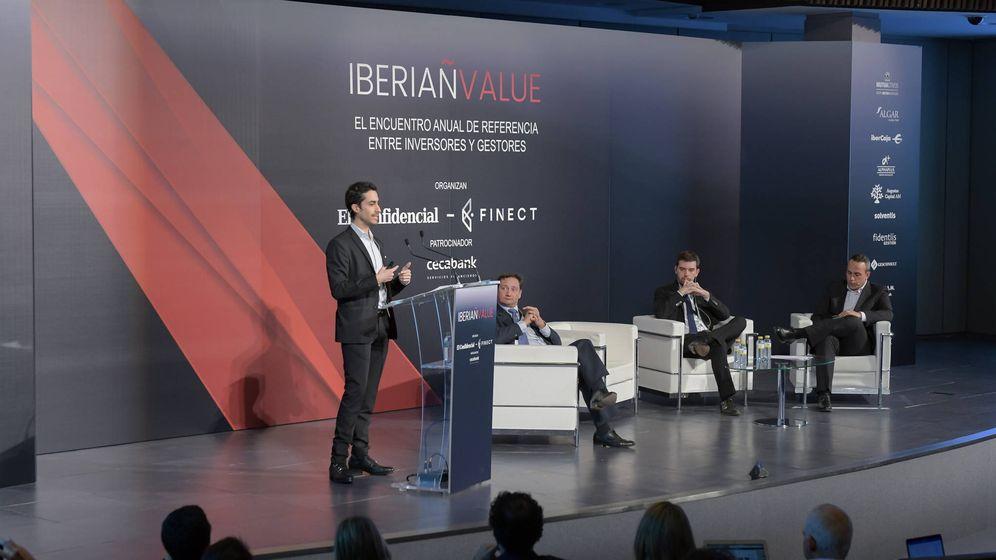 Foto: Un momento de una jornada de Iberian Value.