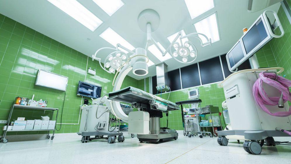 Foto: Sala de operaciones de un hospital