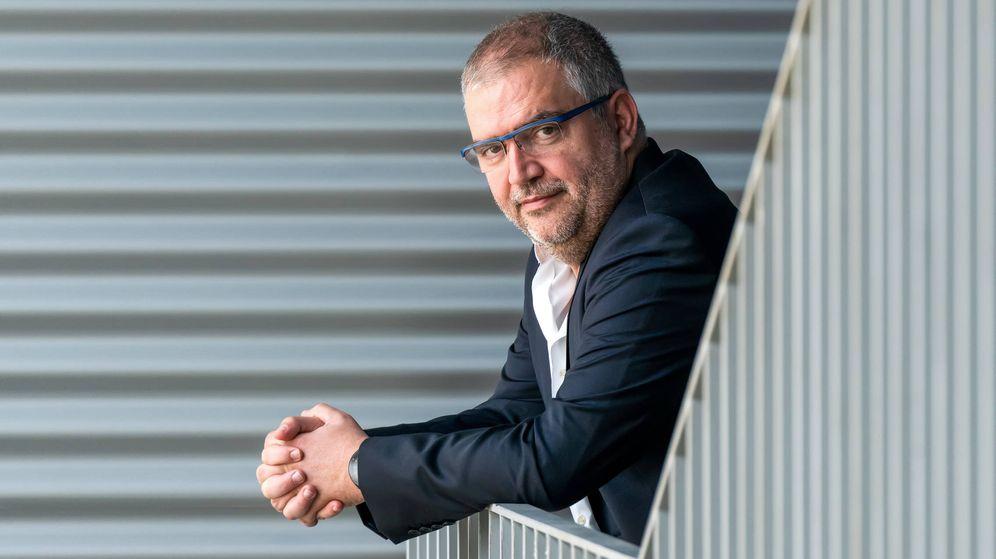 Foto: Sisco Sapena, fundador y CEO de Lleidanet.