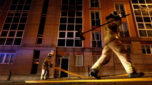 Una joven trata de vengarse de su expareja y acaba incendiando la casa de sus vecinos