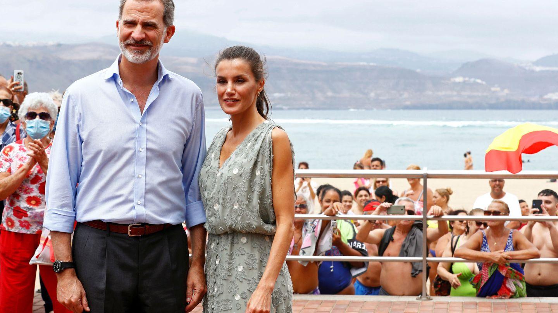 Los Reyes, en Las Palmas de Gran Canaria. (Reuters)
