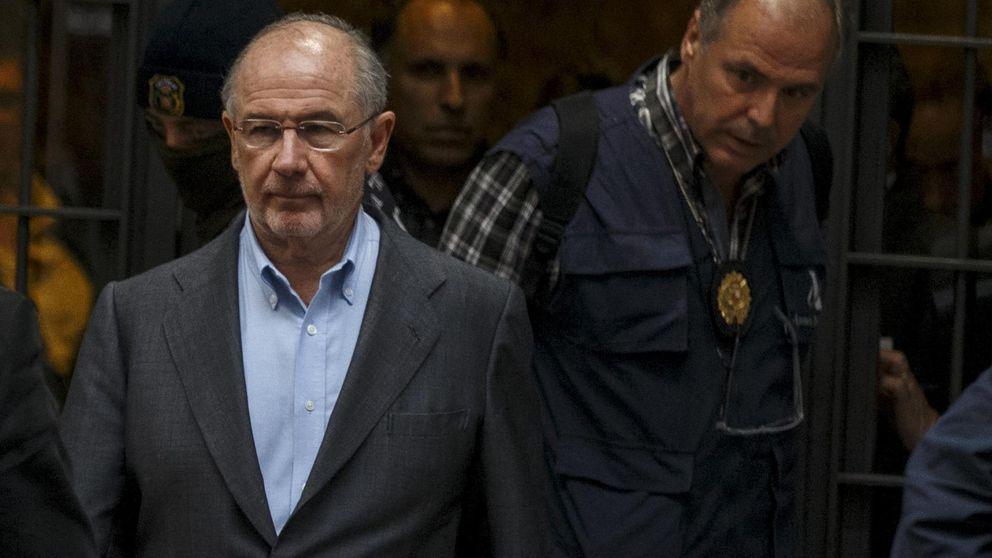 Bankia demandará a Rato de todas formas pese a la rebaja de la fianza