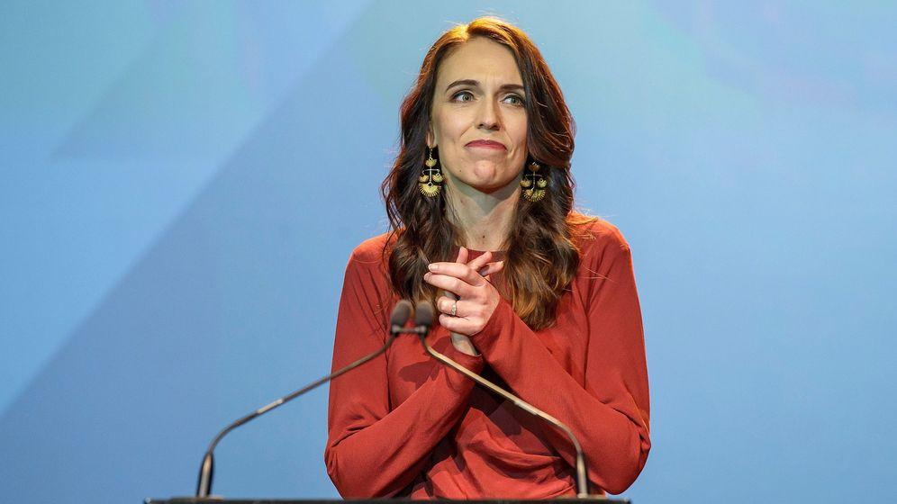 Foto: La nueva primera ministra neozelandesa, Jacinda Ardern. (EFE)