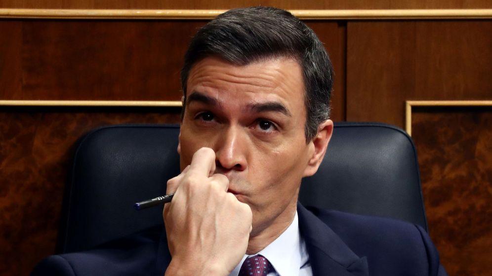 Foto: El primer ministro en funciones de España, Pedro Sánchez. (Reuters)