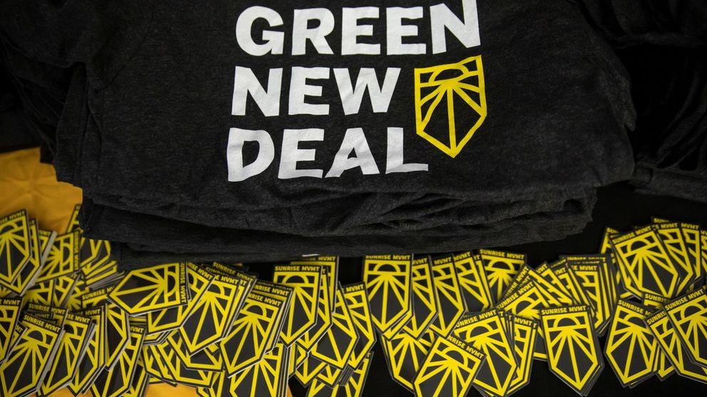La reconversión de la izquierda en progresismo: el 'Fake Green New Deal'