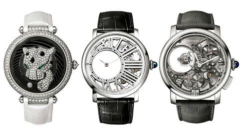 Tres novedades de Cartier para 2017