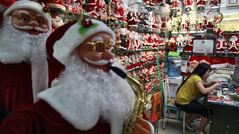 ¿Celebrar la Navidad con un  posado con armas o bailando en una hoguera?