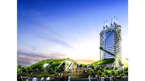 Arquitectura ecológica: del París de 2050 al lujo sostenible