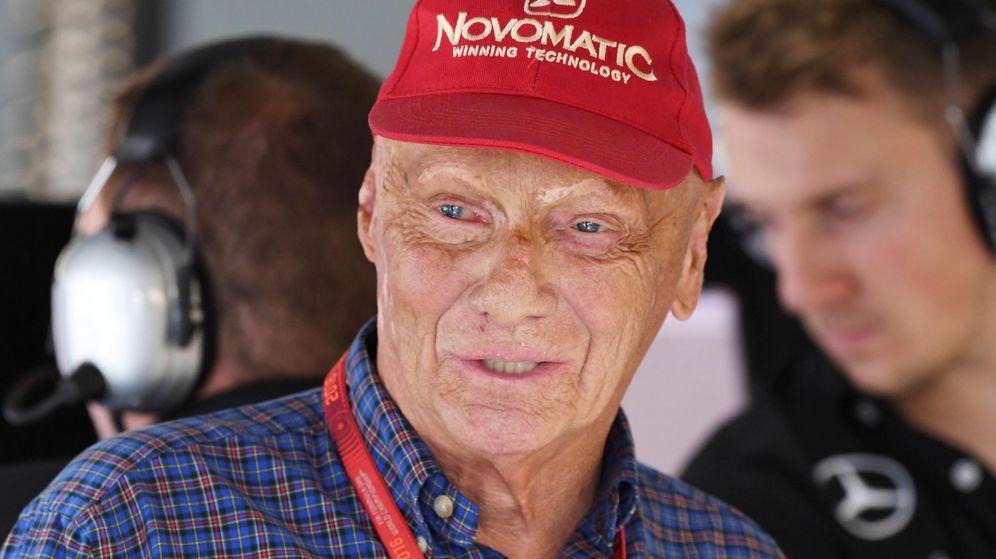 Foto: Niki Lauda no tenía pelos en la lengua. (Reuters)