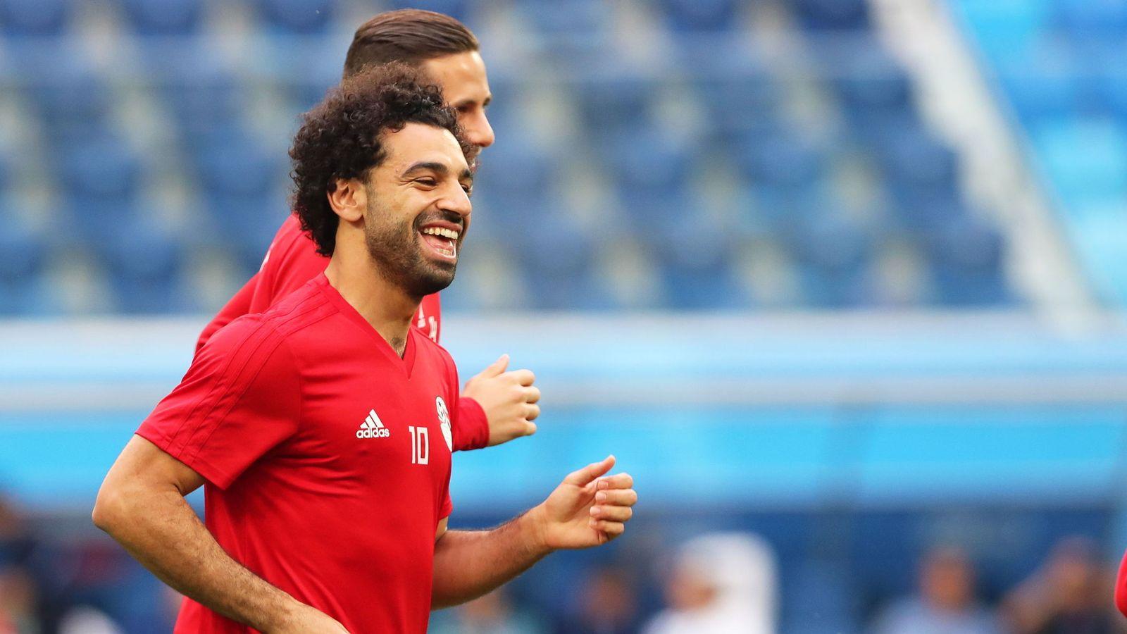 Foto: Egypt training