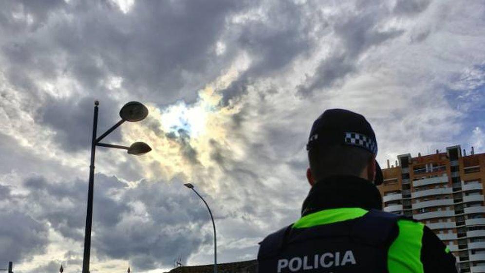 Foto: Un agente de la Policía Local de Valencia. (Policía de Valencia)