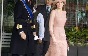 María Teresa Campos se mete en el papel de la princesa Letizia para analizar la crisis de la monarquía