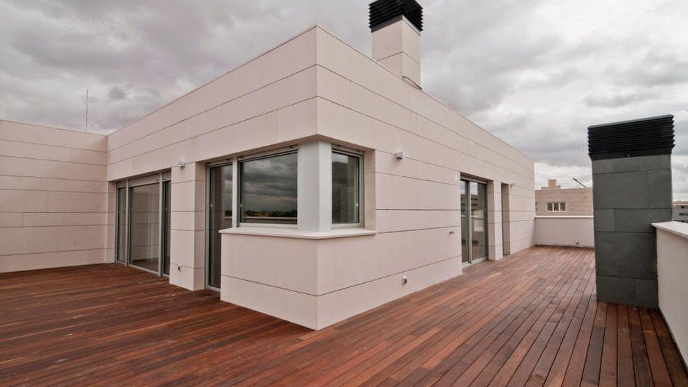 ¿Casa nueva en Madrid? 62.400€ de entrada y 1.232 al  mes durante 30 años