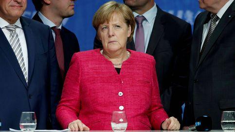 Adiós, Merkel: se va la mujer más importante de tu vida después de tu madre