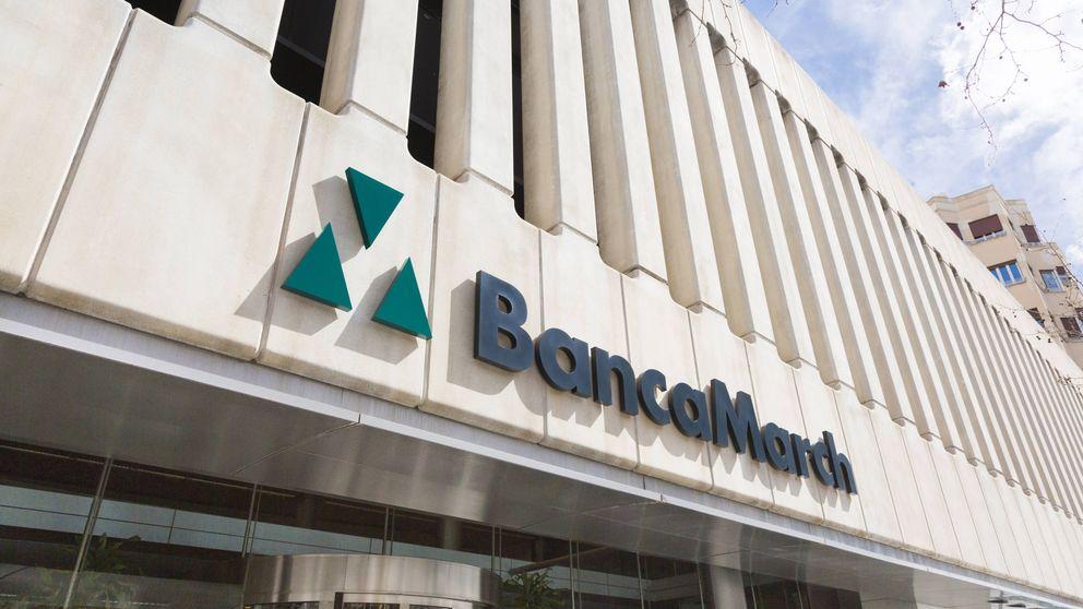 Salidas del equipo vasco de Banca March tras la integración de Consulnor