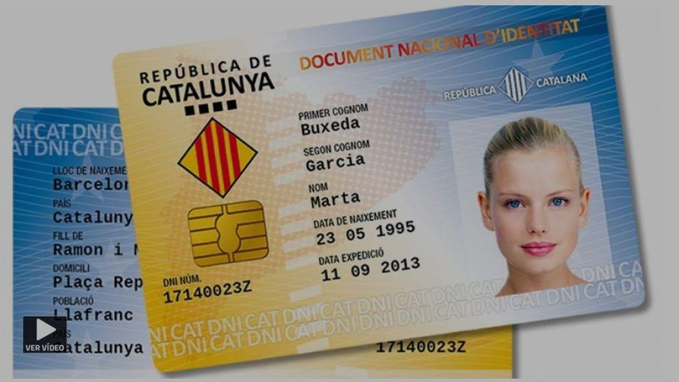 El DNI catalán costará 50 millones y cinco más al año en mantenimiento