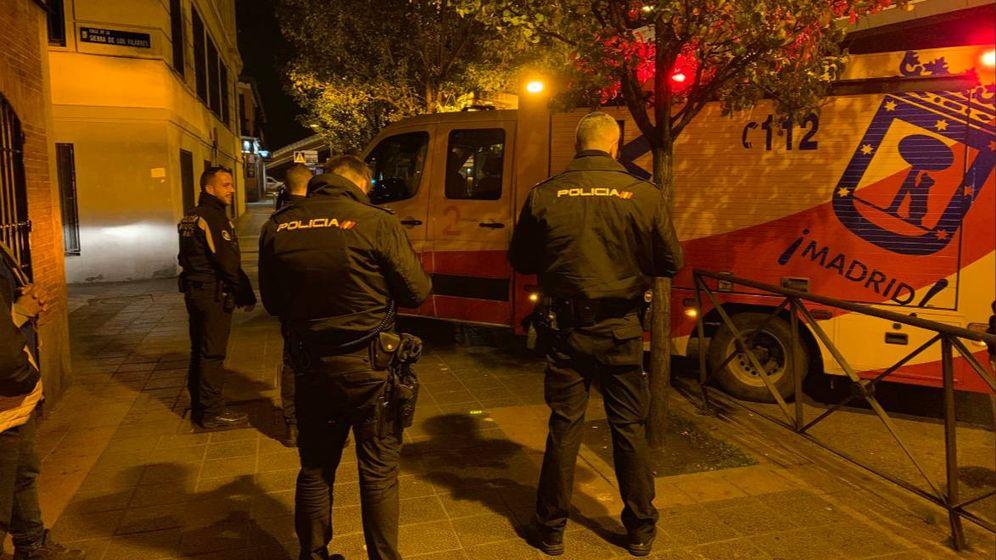 Foto: Foto de archivo del servicio de Emergencias de Madrid