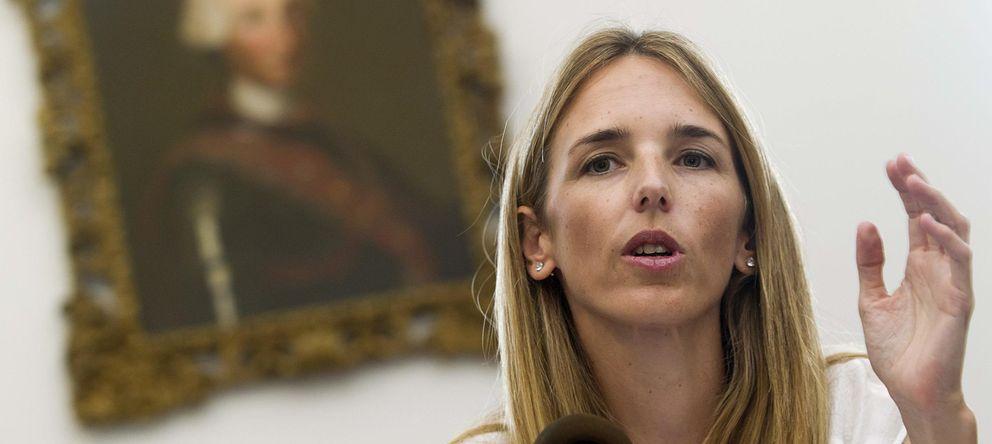 Foto: La diputada del PP por Madrid, Cayetana Álvarez de Toledo (EFE)