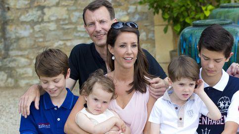 La prensa pone en duda el papel del príncipe Joaquín de Dinamarca como padre
