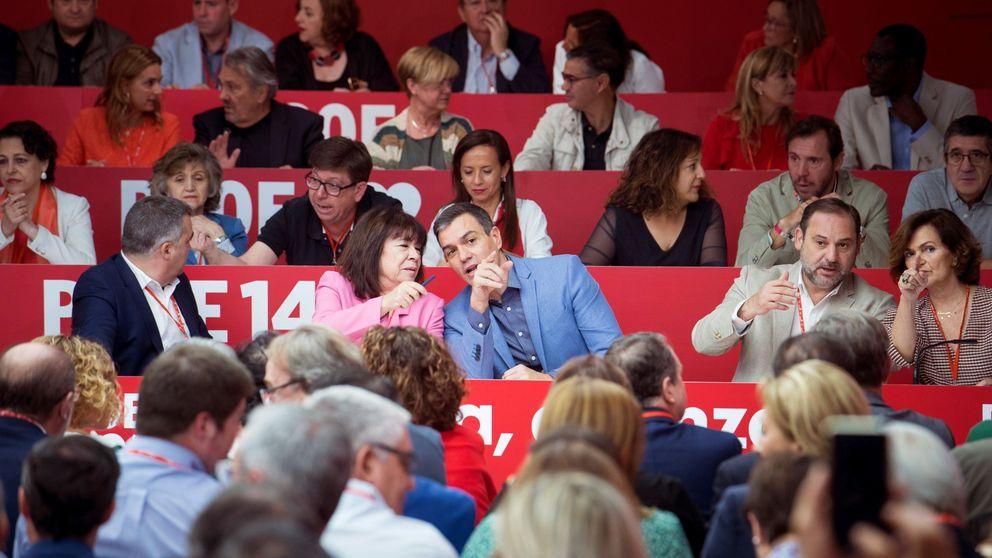 Sánchez: el PSOE defenderá sin vacilación la ley y se erige en alternativa a la parálisis