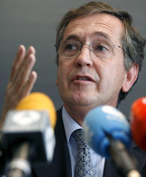 Foto: Joaquín Yvancos, abogado de Nueva Rumasa. (EFE)