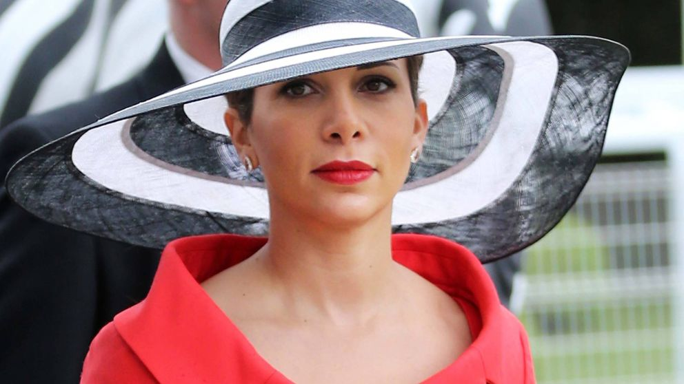 El emir de Dubai y la princesa Haya se enfrentan por la custodia de sus hijos