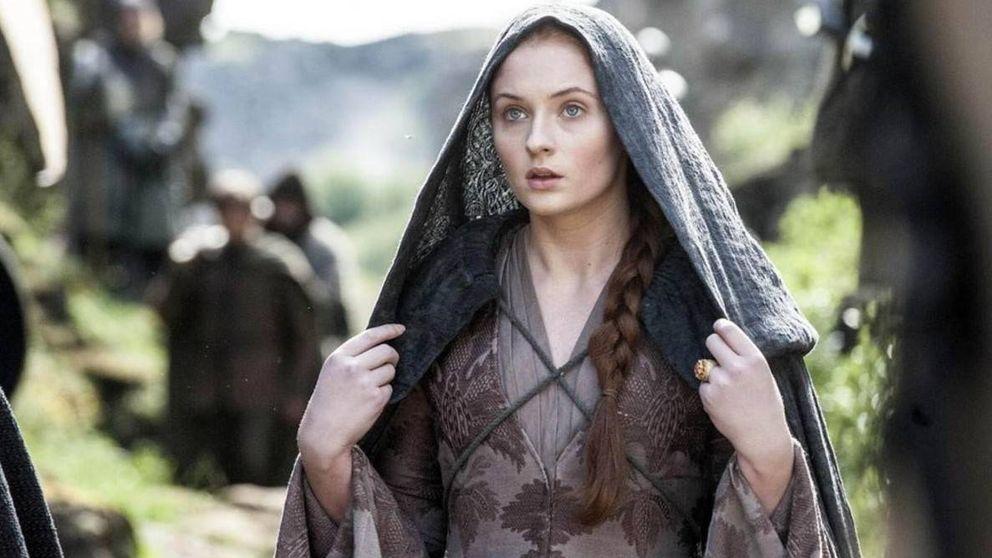 Sophie Turner denuncia un mensaje racista con su imagen de Sansa Stark