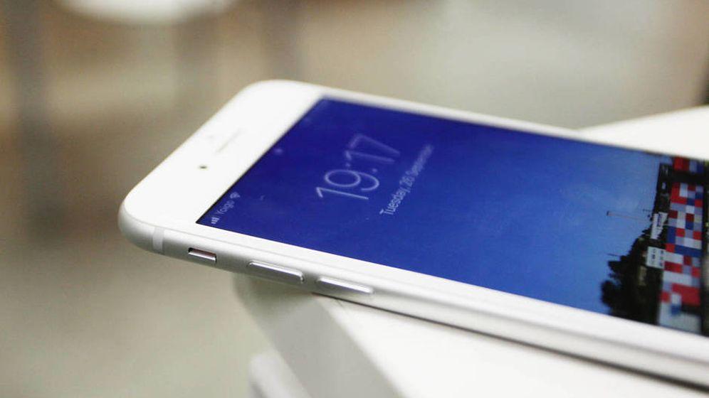 Foto: iPhone 8. (Enrique Villarino)