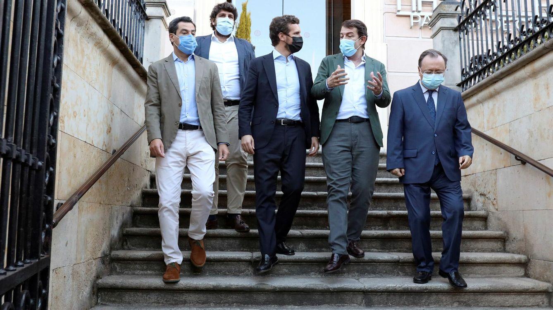 Un paseo por Salamanca como una banda pop y ese algo que está cambiando