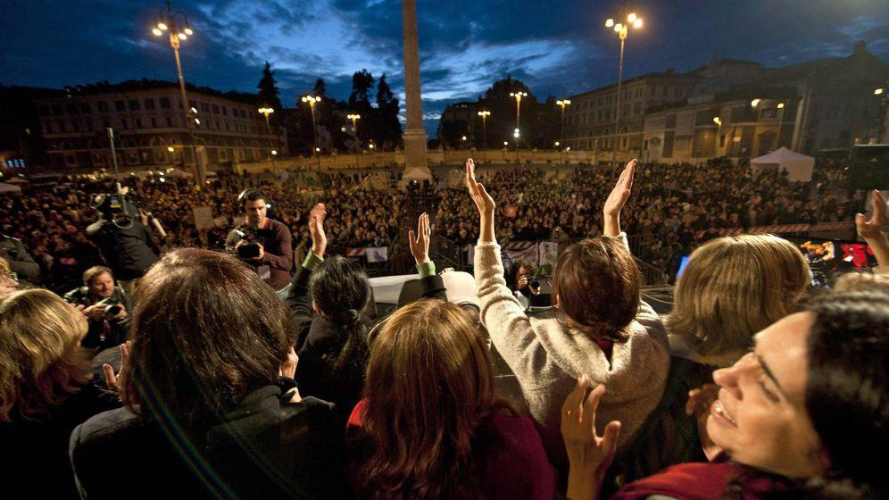 Foto: Roma es el epicentro de la reciente inestabilidad. (EFE)