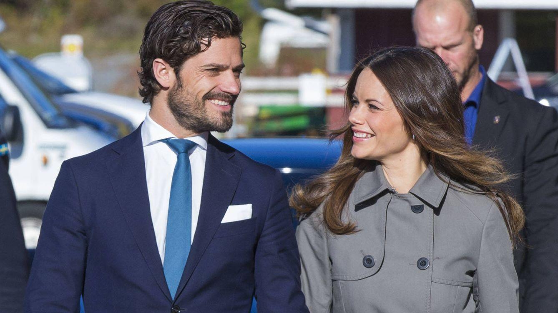 Foto: Carlos Felipe y Sofía de Suecia en una imagen de archivo (Gtres)
