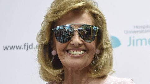 ¿Qué es lo que le ha devuelto la sonrisa a María Teresa Campos?