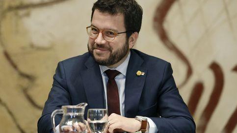 Plantón de Aragonès al Consejo de Política Fiscal pese el apoyo de ERC a Sánchez
