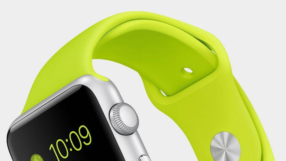 Apple se atreve con el reloj inteligente