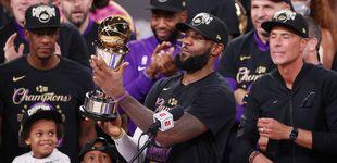Post de La posición histórica de LeBron James y la insoportable levedad del ruido