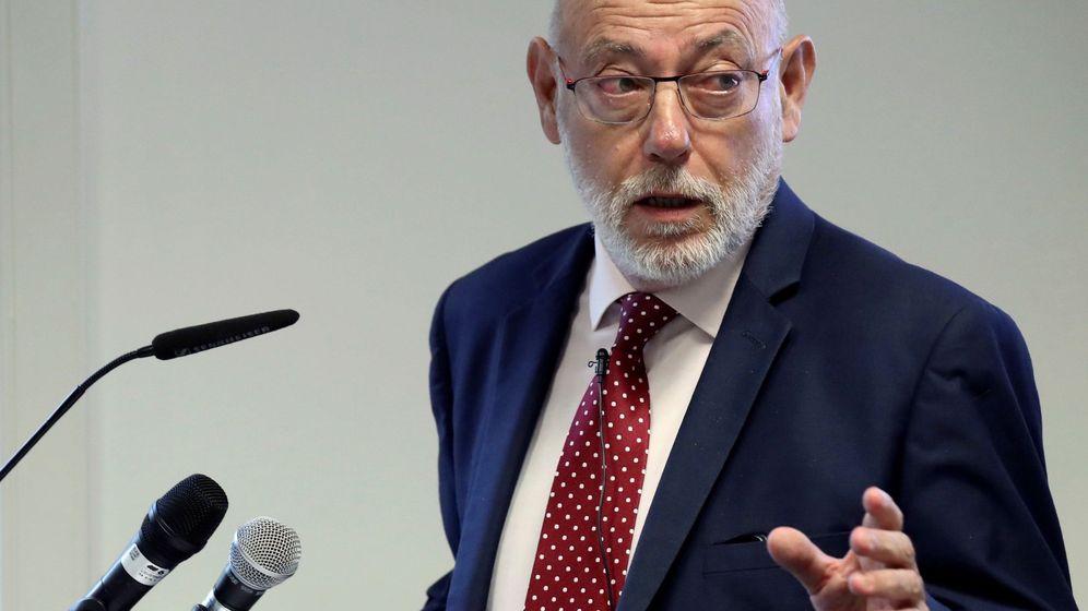 Foto: El fiscal genera del Estado, José Manuel Maza. (EFE)
