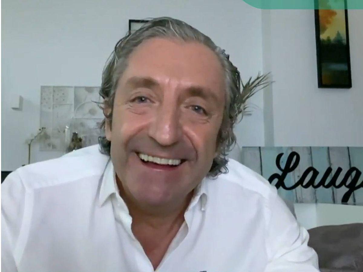 Foto: Josep Pedrerol, director y presentador de 'El chiringuito'. (Atresmedia)