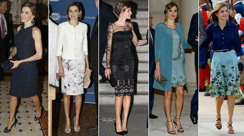 Los siete estilismos de la Reina Letizia en su viaje oficial a Estados Unidos