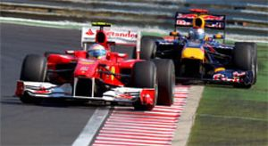 Ferrari estrenará un nuevo disfusor en Bélgica para estar a la altura de Red Bull