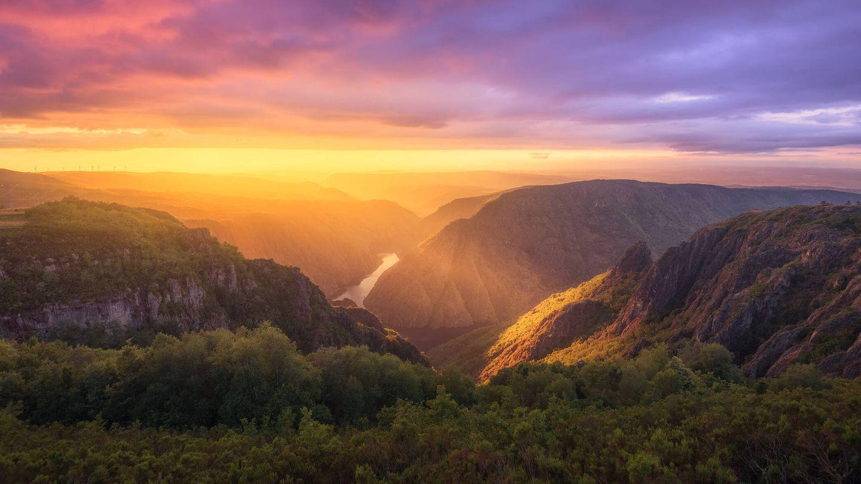 Cañones del río Sil (Fuente: iStock)