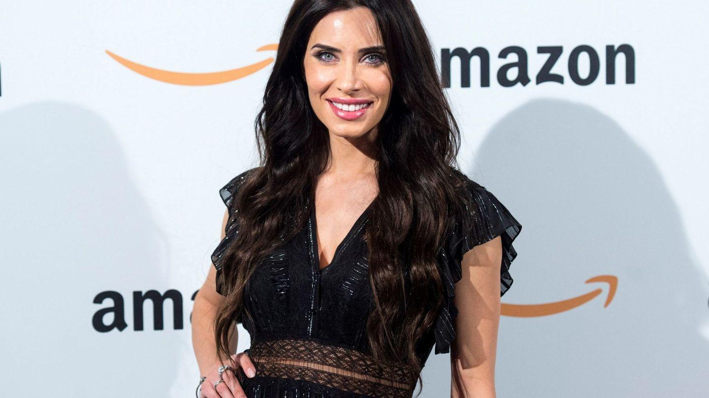 Pilar Rubio, en un evento de Amazon. (EFE)