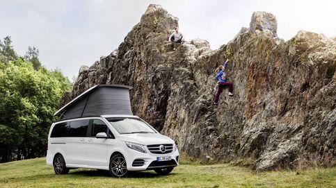 El Mercedes más confortable del mundo: Marco Polo Horizon, otra forma de viajar