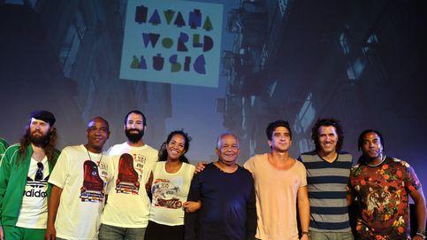 Gran cartel en el Havana World Music