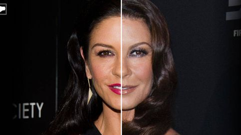 Analizamos la increíble transformación física de Catherine Zeta-Jones