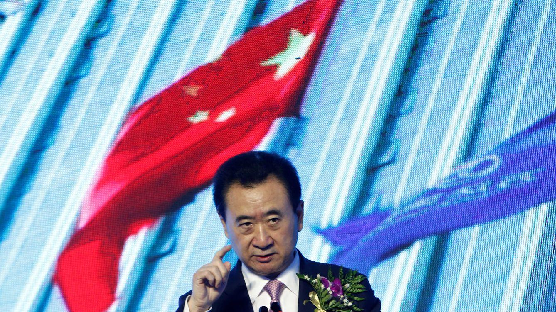 Champions League: los magnates chinos toman Madrid con Florentino de embajador