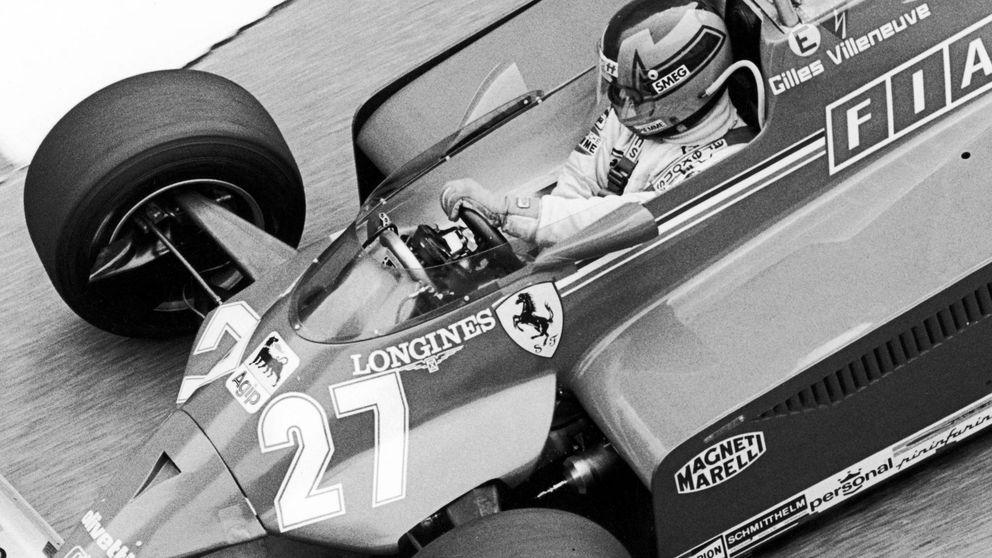 El día que Gilles Villeneuve pilotó a ciegas para marcar un hito en la F1