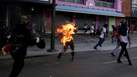 La AN accede a extraditar a Venezuela a un manifestante por prenderle fuego a otro