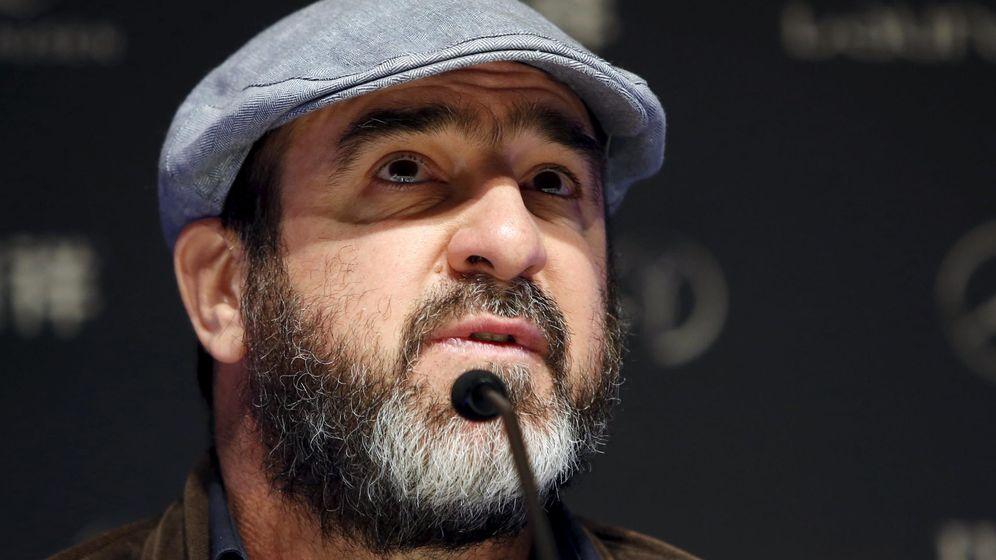"""Cantona: """"Estaría bien que los 65 millones de franceses acogiéramos a refugiados"""""""