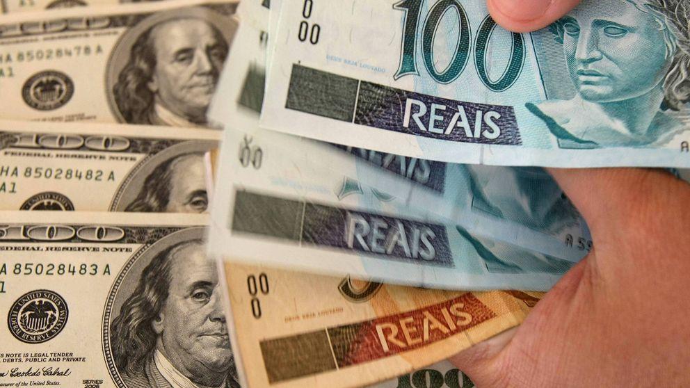 El 'frankenstein' económico de Brasil empuja al real a mínimos de 2003