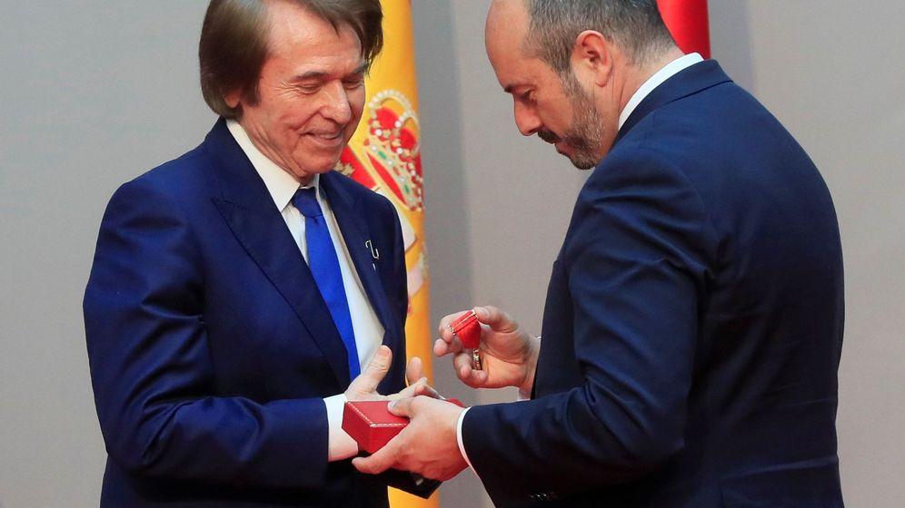 Foto: Actos conmemorativos del Día de la Comunidad de Madrid.